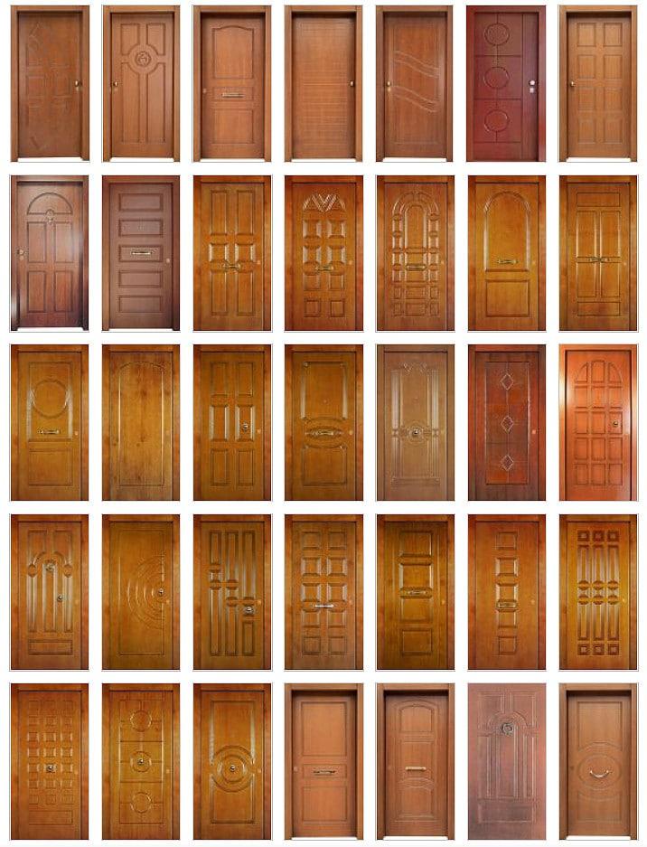 Θωρακισμένες πόρτες MDF παντογραφικές