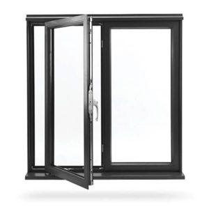 συνθετικά κουφώματα παράθυρα pvc alouminiou